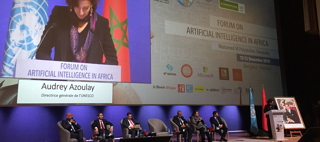 1st Forum on Artificial Intelligence in Africa